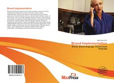 Bookcover of Brand Implementation