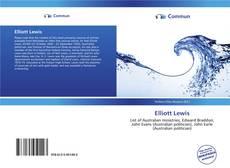 Couverture de Elliott Lewis