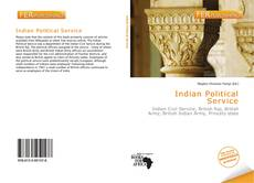 Bookcover of Indian Political Service