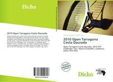 Capa do livro de 2010 Open Tarragona Costa Daurada