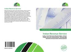Bookcover of Indian Revenue Service