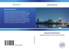 Bookcover of Brand Architecture