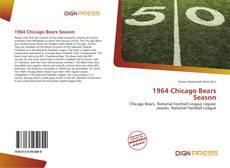 Bookcover of 1964 Chicago Bears Season