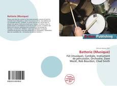 Bookcover of Batterie (Musique)