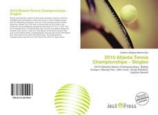Couverture de 2010 Atlanta Tennis Championships – Singles