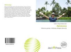 Bookcover of Advocacy
