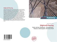 Highcroft Racing kitap kapağı