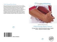Обложка 1968 Chicago Bears Season