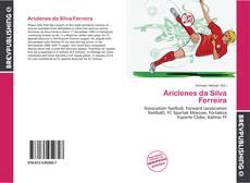 Capa do livro de Ariclenes da Silva Ferreira