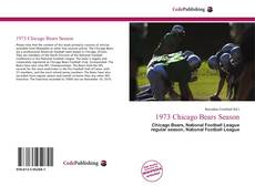 Обложка 1973 Chicago Bears Season
