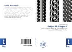 Jasper Motorsports kitap kapağı