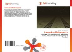 Innovative Motorsports kitap kapağı