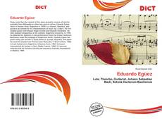 Buchcover von Eduardo Egüez