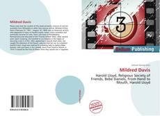 Bookcover of Mildred Davis