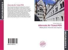Bookcover of Alternate Air Ticket POS