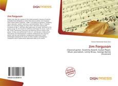 Bookcover of Jim Ferguson