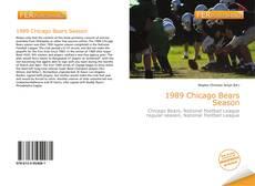 Bookcover of 1989 Chicago Bears Season