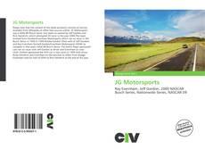 JG Motorsports kitap kapağı