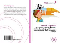 Jesper Jørgensen的封面