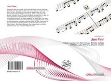 Bookcover of Jon Finn