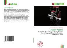 Capa do livro de Jason Ybarra