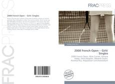 Bookcover of 2008 French Open – Girls' Singles