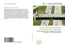 Bookcover of Interstate 375 (Florida)