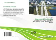 Bookcover of Interstate 75 in Florida