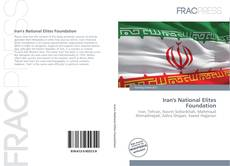 Bookcover of Iran's National Elites Foundation