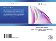 Bookcover of Meenkunnu Beach