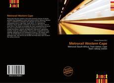 Bookcover of Metrorail Western Cape