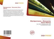 Couverture de Montparnasse – Bienvenüe (Paris Métro)