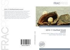 Bookcover of 2010–11 Sheffield Shield season