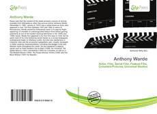 Anthony Warde的封面