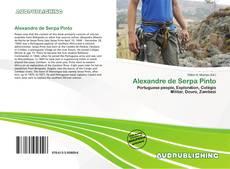 Обложка Alexandre de Serpa Pinto