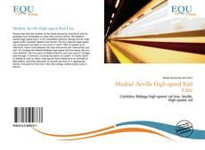 Обложка Madrid–Seville High-speed Rail Line
