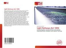 Light Railways Act 1896 kitap kapağı