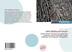 Bookcover of John McDouall Stuart