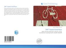 Bookcover of 2007 Amstel Gold Race