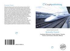 Capa do livro de Kenosha Transit