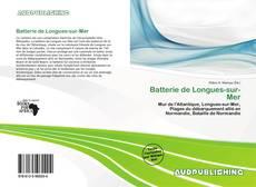 Batterie de Longues-sur-Mer kitap kapağı