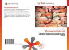 Copertina di Reichsarbeitsdienst