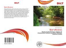 Œuf (Rivière)的封面