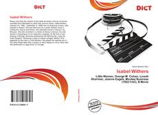 Bookcover of Isabel Withers