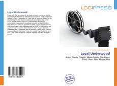 Обложка Loyal Underwood