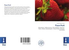 Bookcover of Faux-fruit