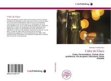 Bookcover of Cidre de Glace