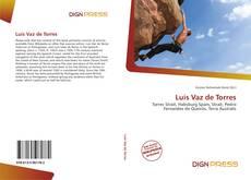 Capa do livro de Luís Vaz de Torres