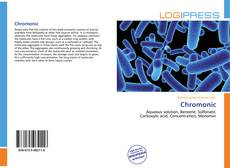 Chromonic kitap kapağı