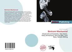 Bookcover of Bertram Mackennal